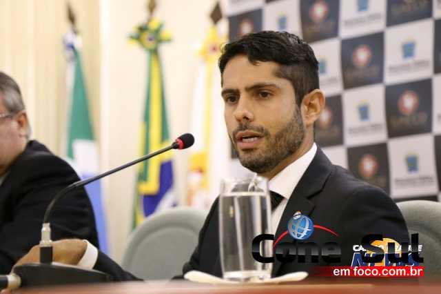 Promotor Marcos Alex: outras pessoas serão intimadas a prestar depoimento (Foto: Fernando Antunes)