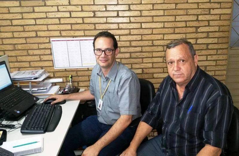 Prefeito Ricardo Fávaro apresenta reivindicações ao engenheiro da CCR, Marcelo Tesani