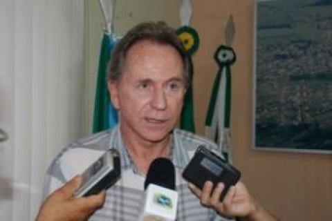 [ FOTO: arquivo ] Zelmo anunciou hoje sua desistência em concorrer a prefeitura de Naviraí