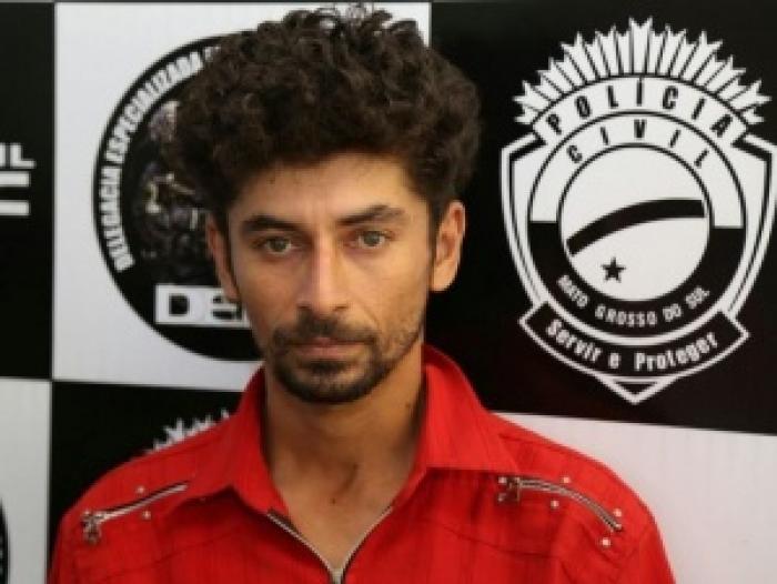 João Leonel da Silva foi preso na segunda-feira