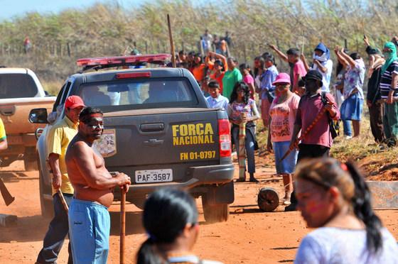 Conflito ocorreu em junho - Foto: Valdenir Rezende / Correio do Estado